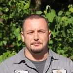 Photo of pest control technician