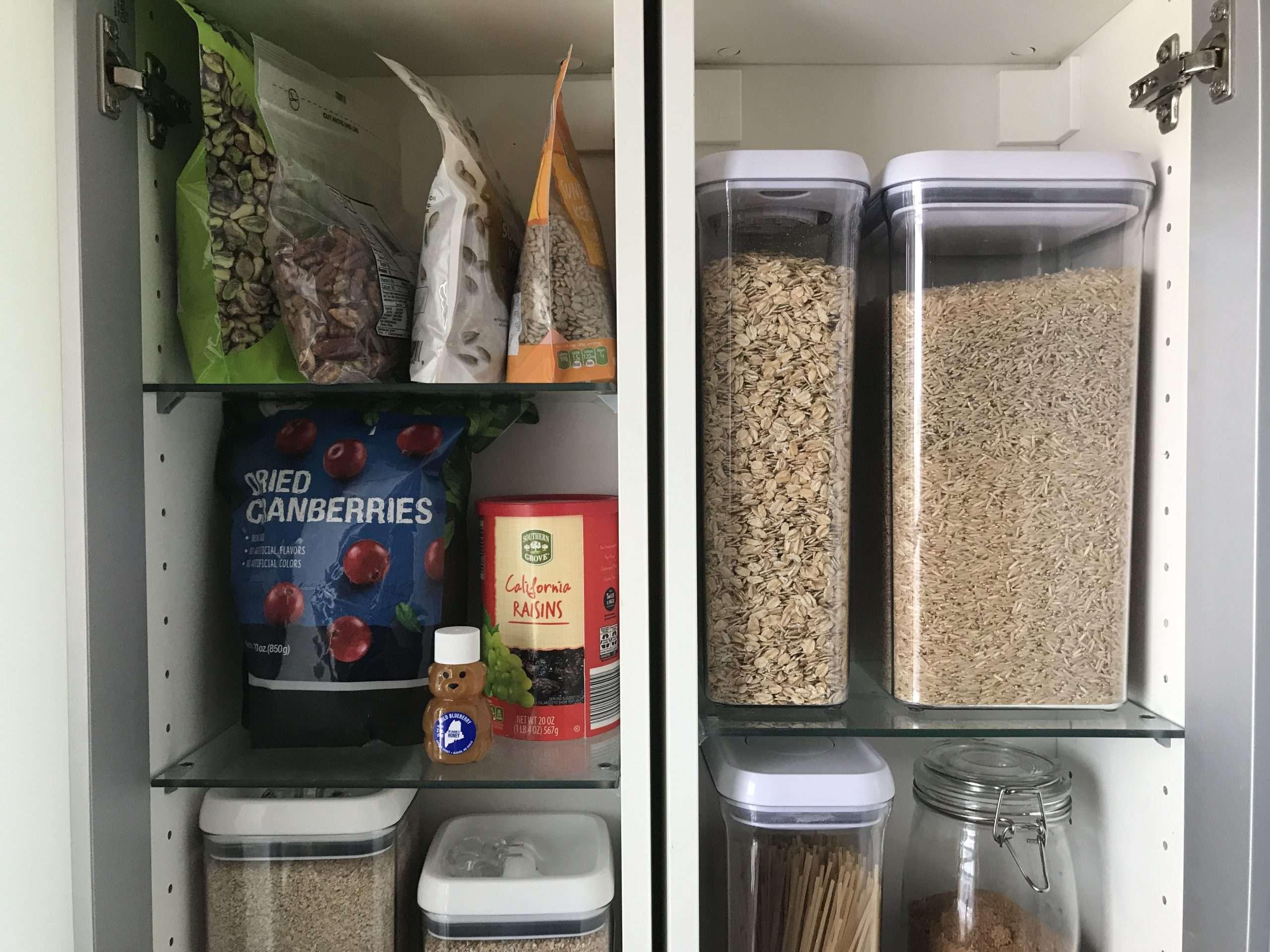 Keep food pantry cool, dry, dark during COVID 19