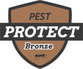 Pest Protect Bronze Shield
