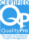 Quality Pro Pest Control Certified Badge